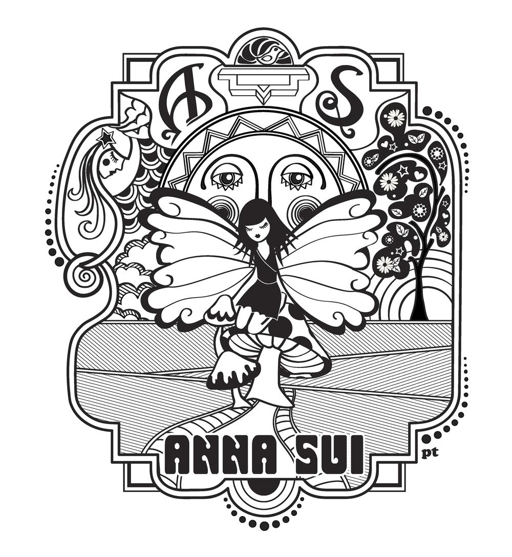 1000x1089 Graphics For Anna Sui Pamela Thompson