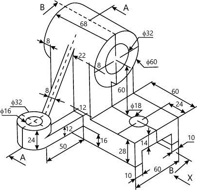 405x391 Engineering Drawing