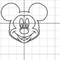 200x200 Mickey Functions