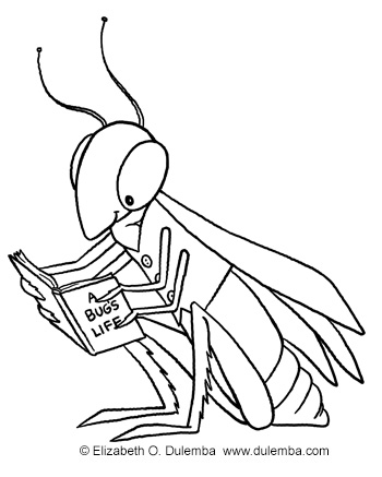 350x437 Dulemba Coloring Page Tuesday