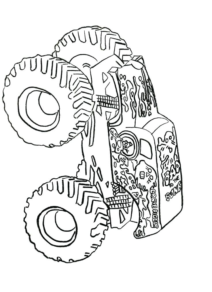 736x1012 This Is Monster Truck Coloring Pages Images Monster Jam Coloring