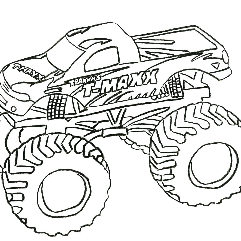 1024x1024 Coloring Grave Digger Coloring Page