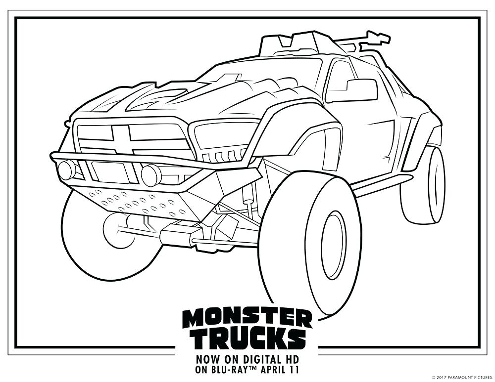 1000x773 Grave Digger Monster Truck Coloring Sheets And Coloring