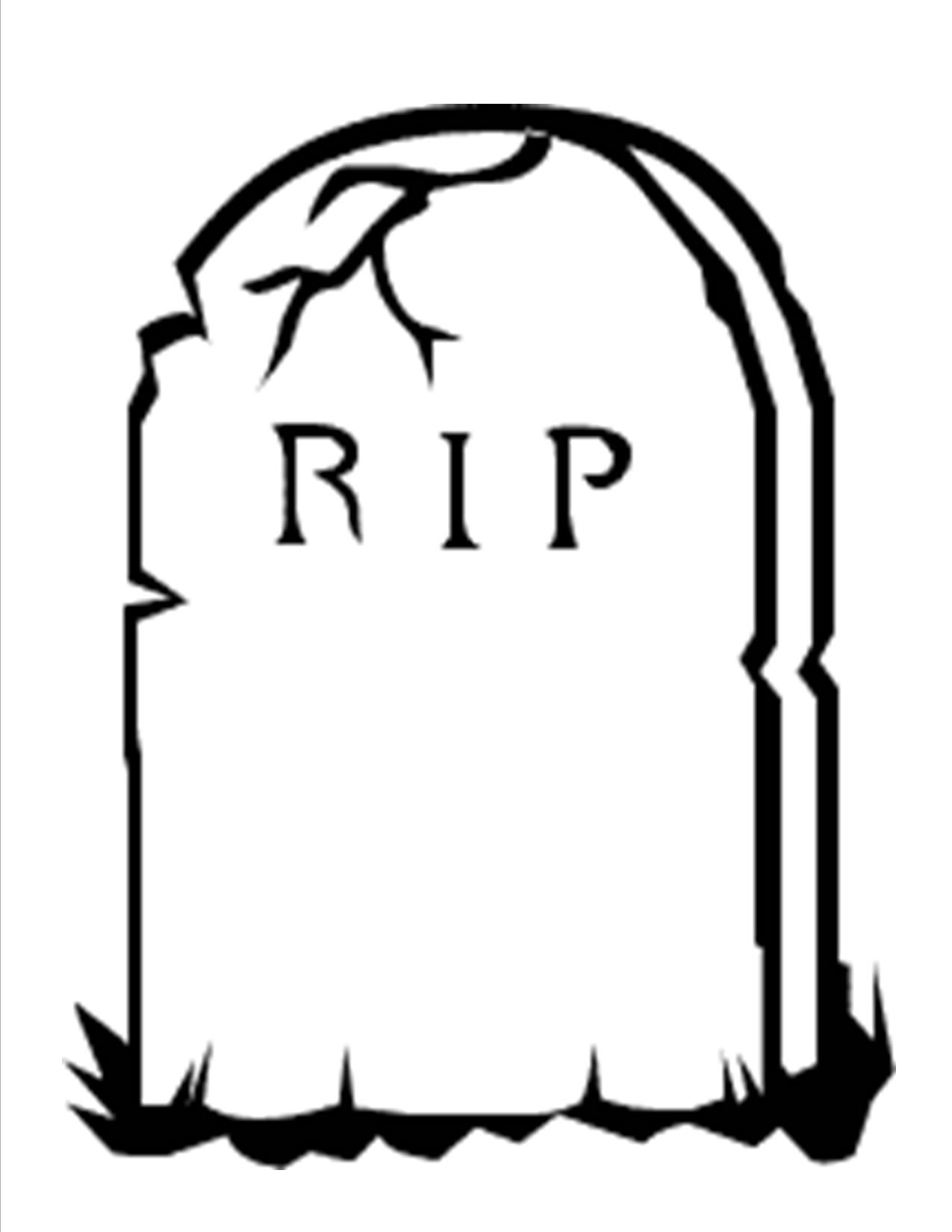 Grave Stone Drawing At Getdrawings Free Download