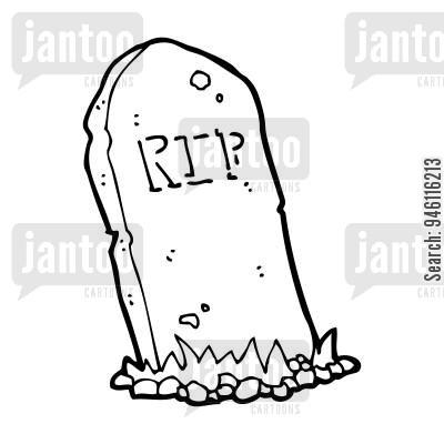 400x400 gravestone cartoons