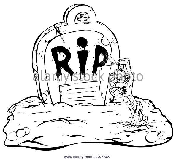 593x540 Cartoon Zombie Stone Tombstone Stock Photos amp Cartoon Zombie Stone