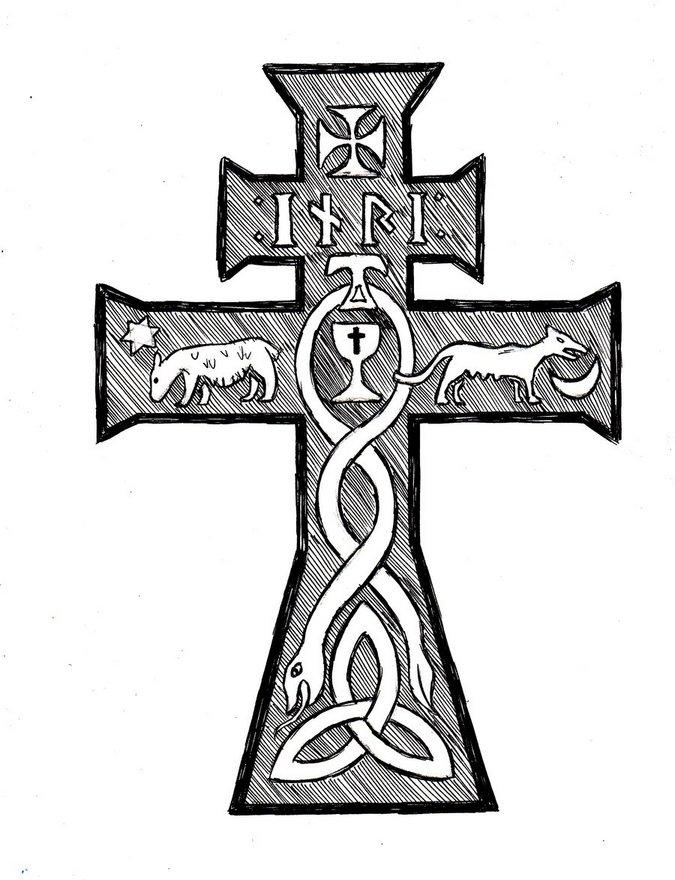 675x880 Crosses