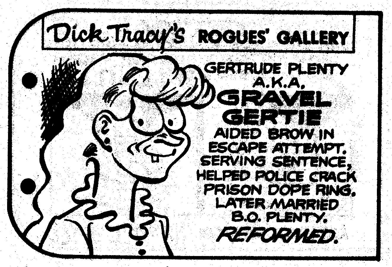 1323x900 Gravel Gertie Dick Tracy Wiki Fandom Powered By Wikia