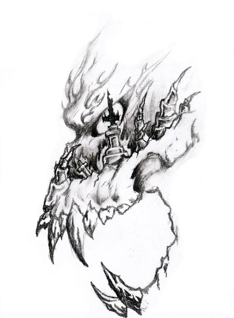 768x1041 Satans Graveyard Burning Tat By Neogzus