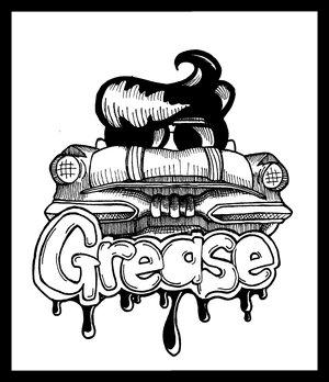 300x348 Grease Design By Billwatterson