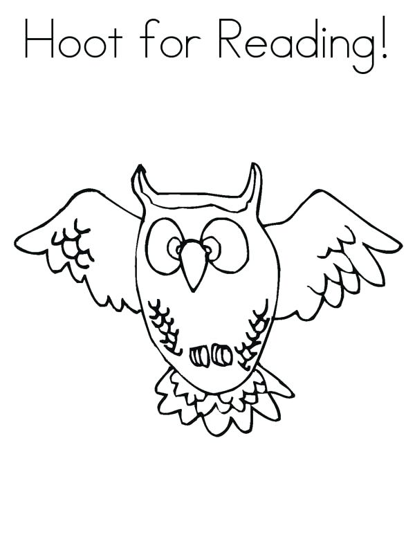 600x776 Great Horned Owl Coloring Page Hoot Owl Coloring Page Horned Owl