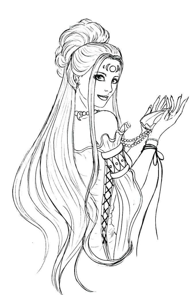 Greek Goddess Drawing at GetDrawings.com | Free for personal use ...