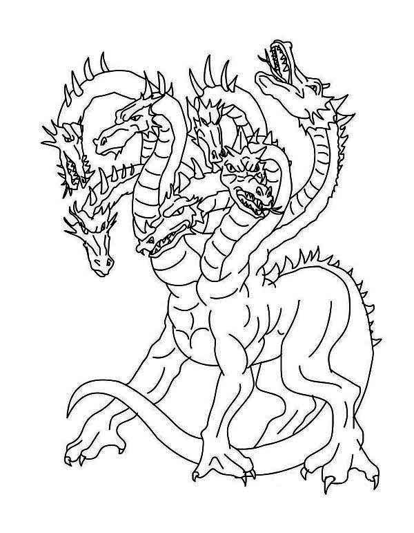 greek mythogy coloring pages - photo#6