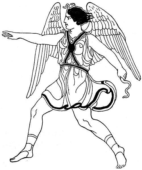 500x596 Greek Mythology