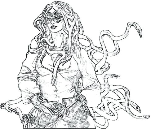 500x417 Greek Mythology Coloring Pages Mythology Coloring Page Coloring