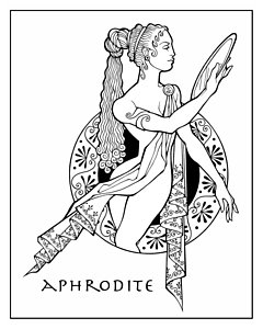 240x300 Greek Mythology Drawings