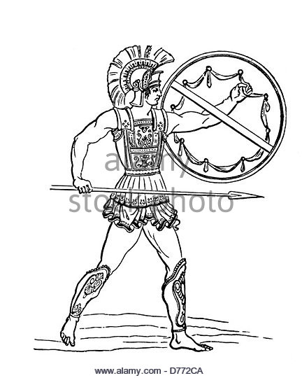 432x540 Ancient Greek Soldier Stock Photos Amp Ancient Greek Soldier Stock