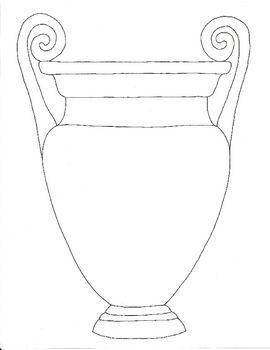 270x350 Greek Vase Worksheets Pattern Samples Worksheets, Greek