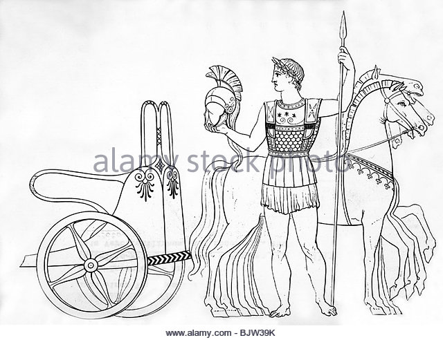 640x492 Drawing After Ancient Vase Painting Stock Photos Amp Drawing After