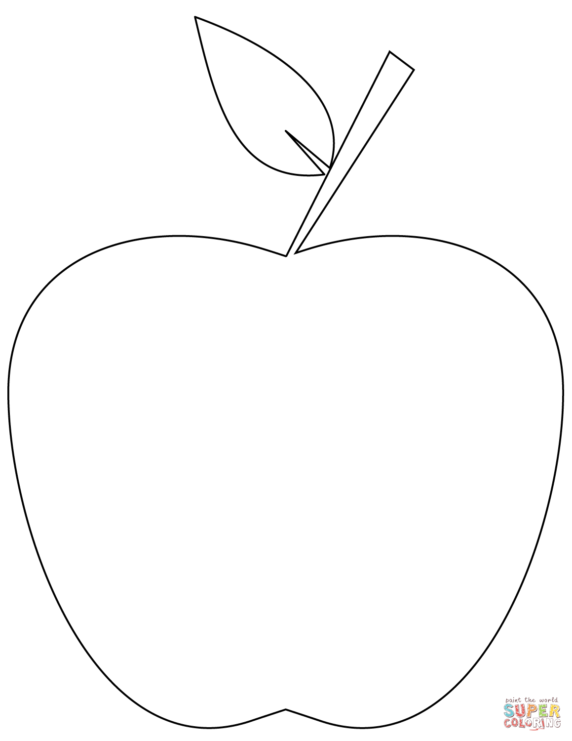 1159x1500 Apples Coloring Pages Free Coloring Pages