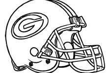 220x150 Green Bay Packers Coloring Pages