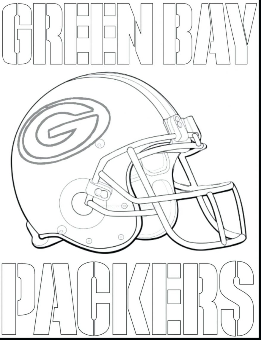 It is a graphic of Epic Green Bay Packers Drawing