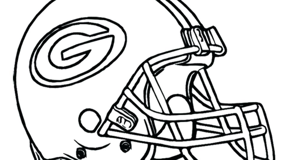 960x544 Football Helmets To Color