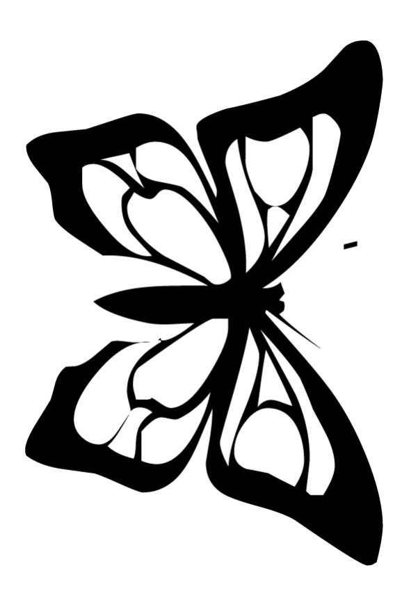 601x850 Monarch Butterfly Coloring Page Save The Monarchs Earth Day