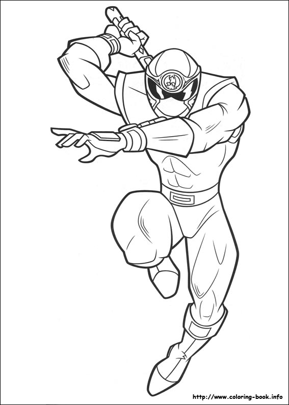 567x794 Power Rangers Coloring Pages On Coloring