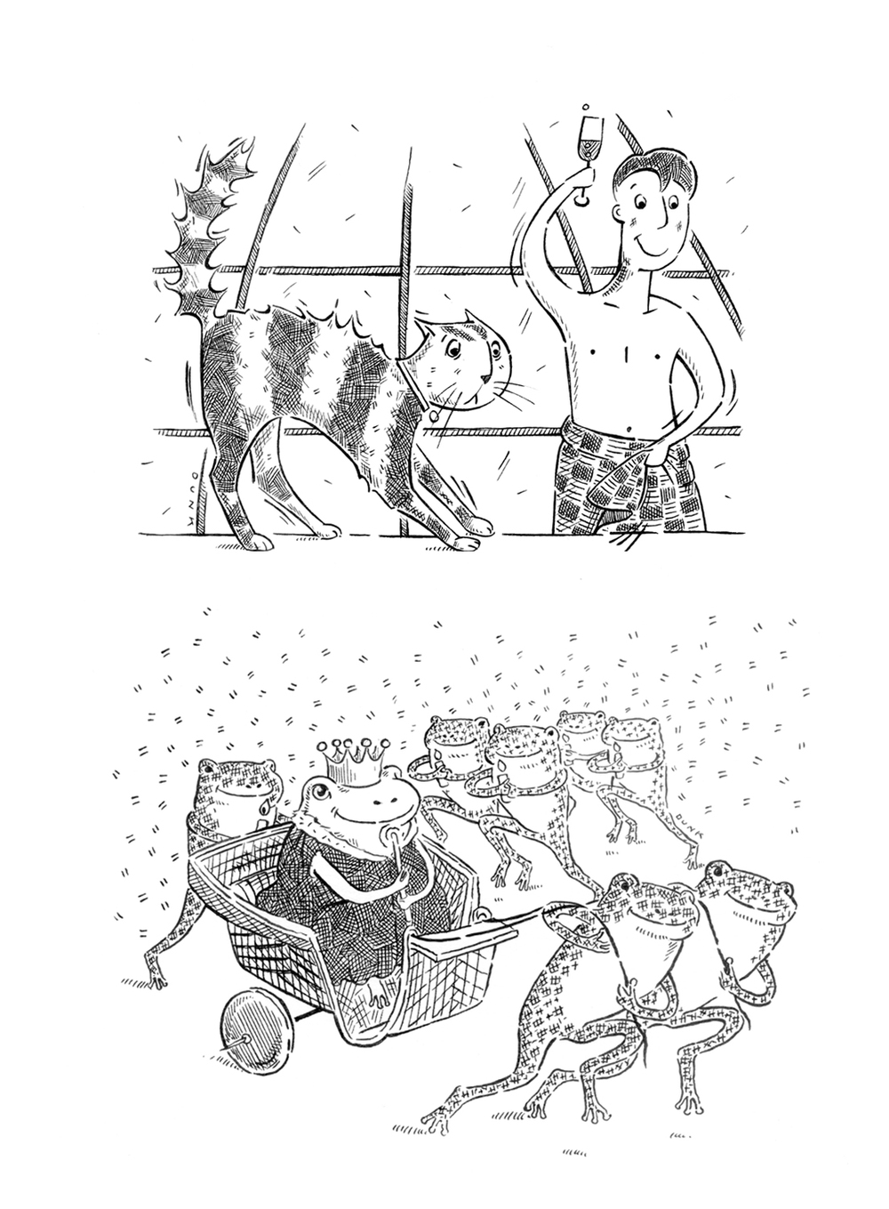 1000x1359 Publishing Sarah Dunk Illustrations