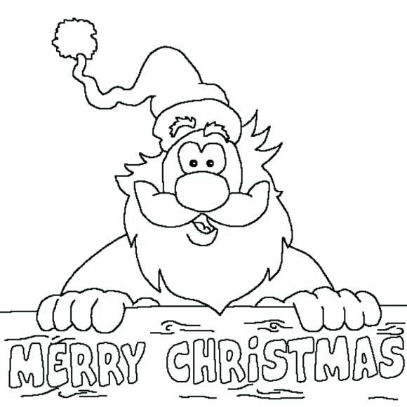 580x580 Seasons Greetings Party Invitation Reindeer Coloring Page Cool