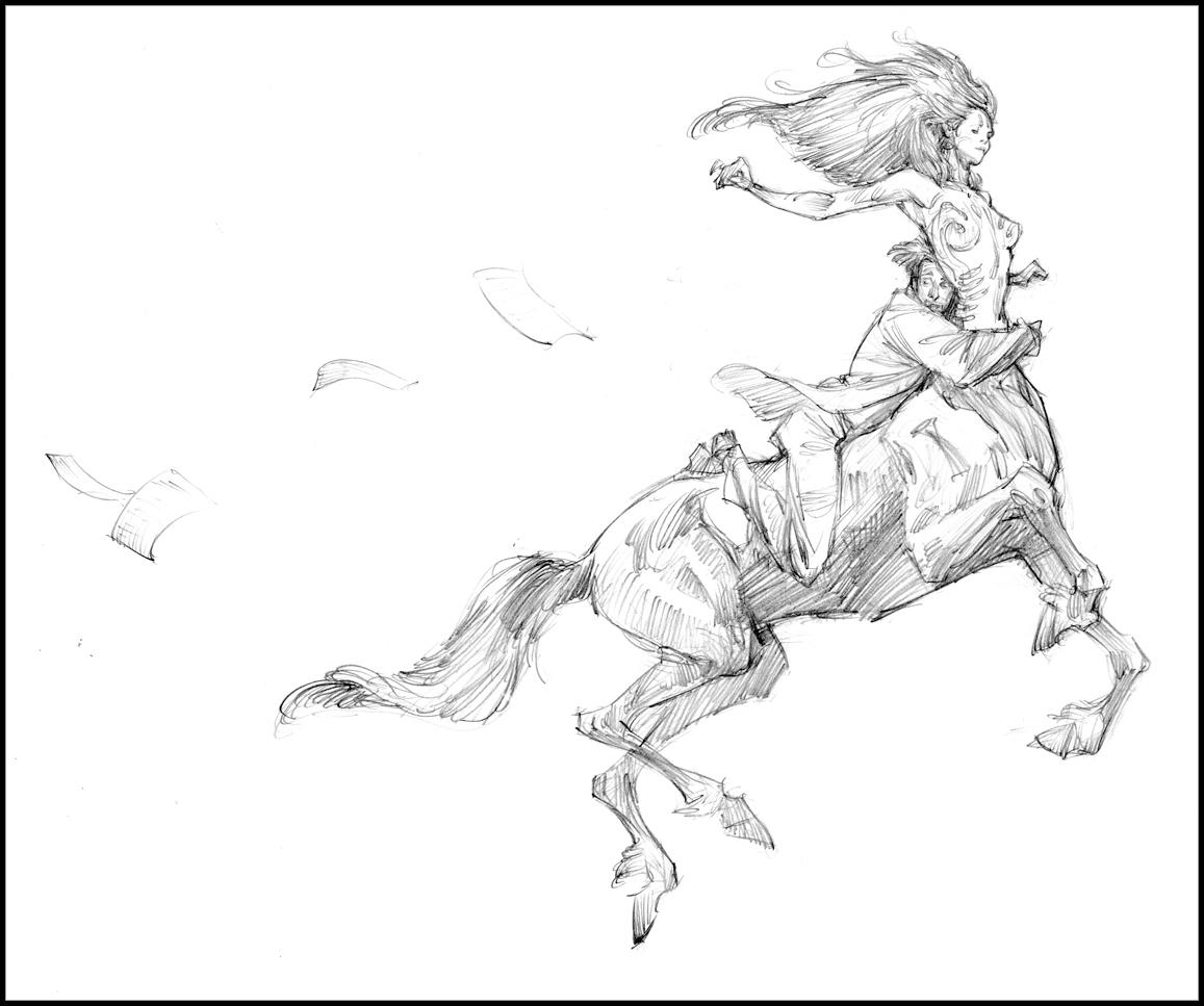 1157x967 The Art Of Iain Mccaig 2010