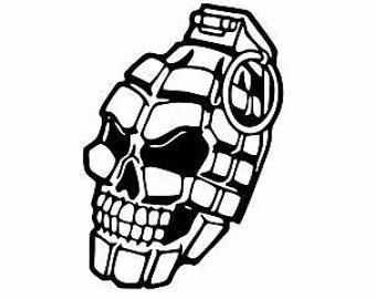 340x270 Grenade Face Etsy