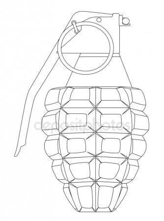 334x450 Hand Grenade Stock Vectors, Royalty Free Hand Grenade