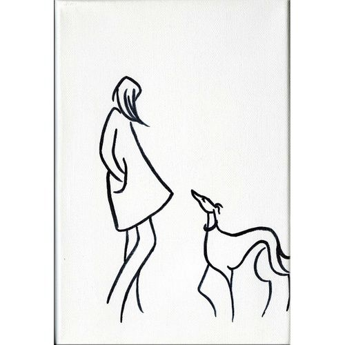 500x500 Girls Best Friend I By Dianne Heap @ Mini Gallery