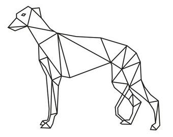 340x270 Greyhound Tattoo Etsy