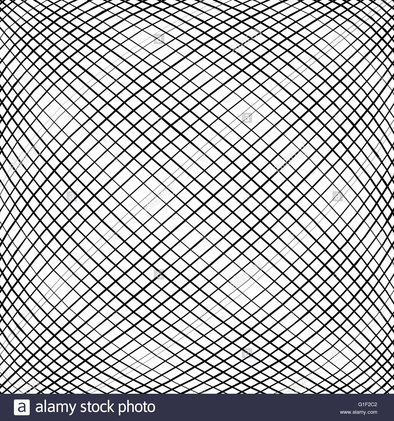 1300x1390 Grid, Mesh, Intersecting Lines Pattern With Convex Distortion