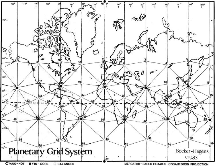 750x579 Ley Lines And Their Connection To The Ufo Good To Know