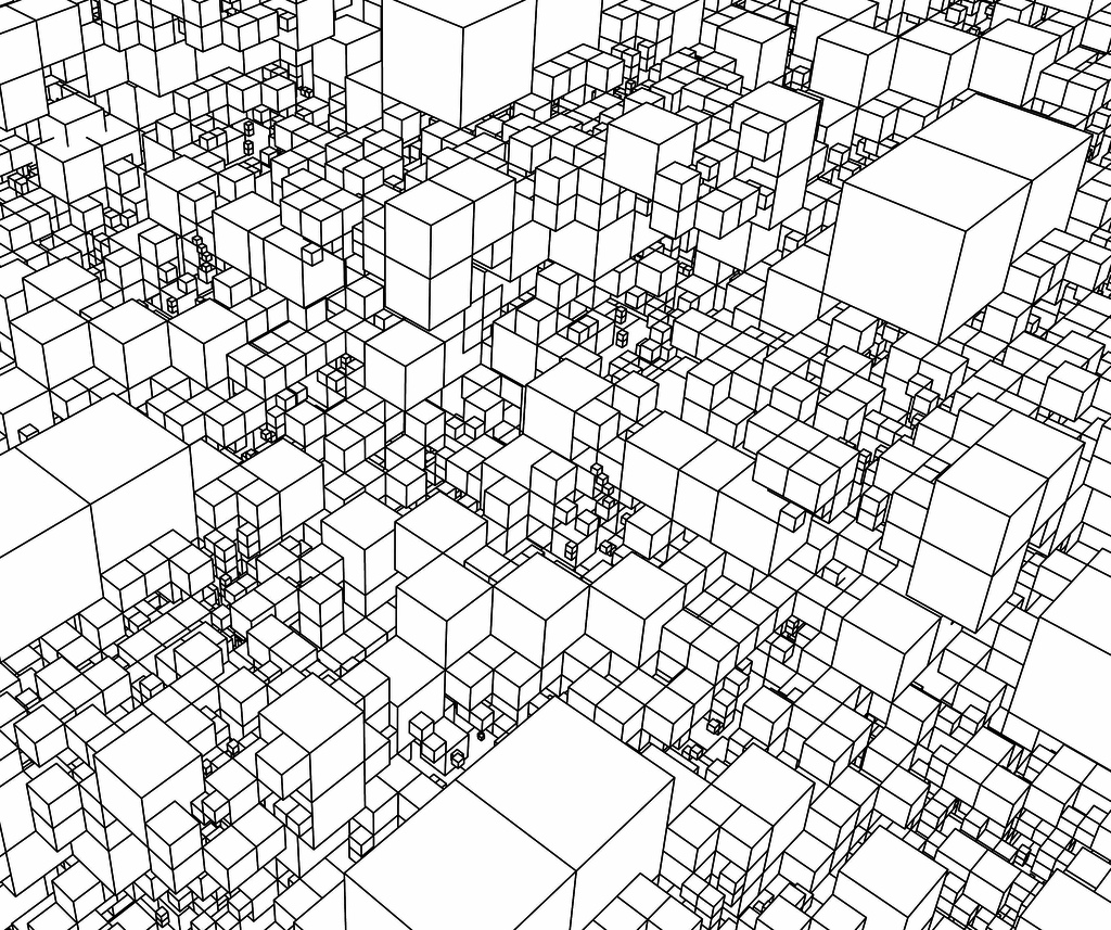 1024x857 Cubes [Converted] (Cropped) Octree Rob Daurio