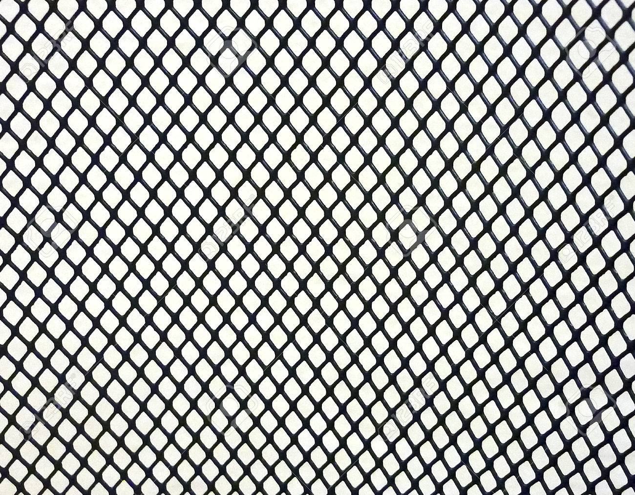 1300x1015 Grid Abstract Pattern Background In Black And White Tones. Stock