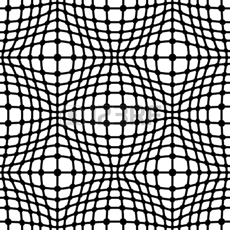 450x450 Black Grid On White, Seamless Pattern Royalty Free Cliparts