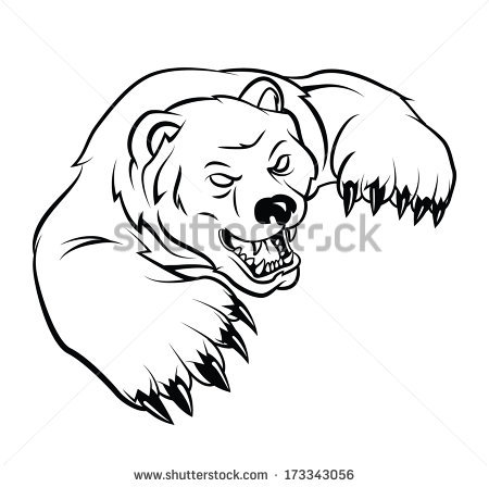 450x448 Animals For Gt Grizzly Bear Face Drawing Drawing Ideas