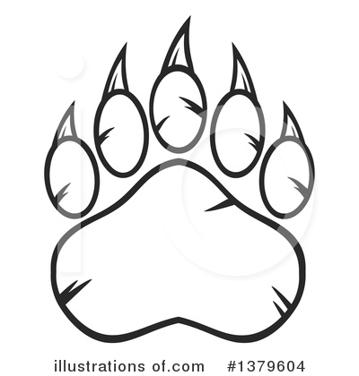 400x420 Grizzly Bear Clipart
