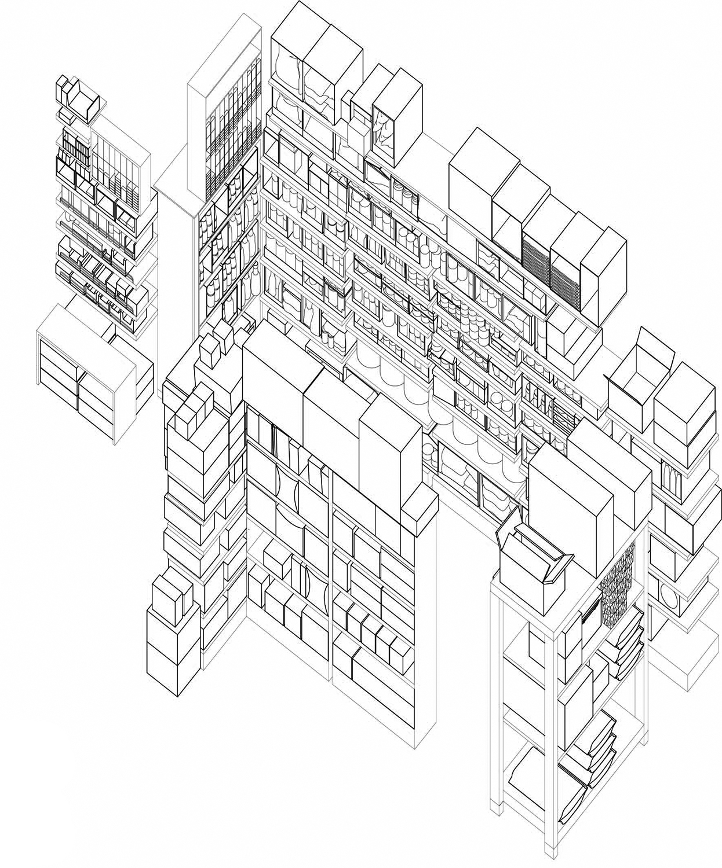1246x1500 Grocery Store (1) Mapping Pokfulam Village Studio