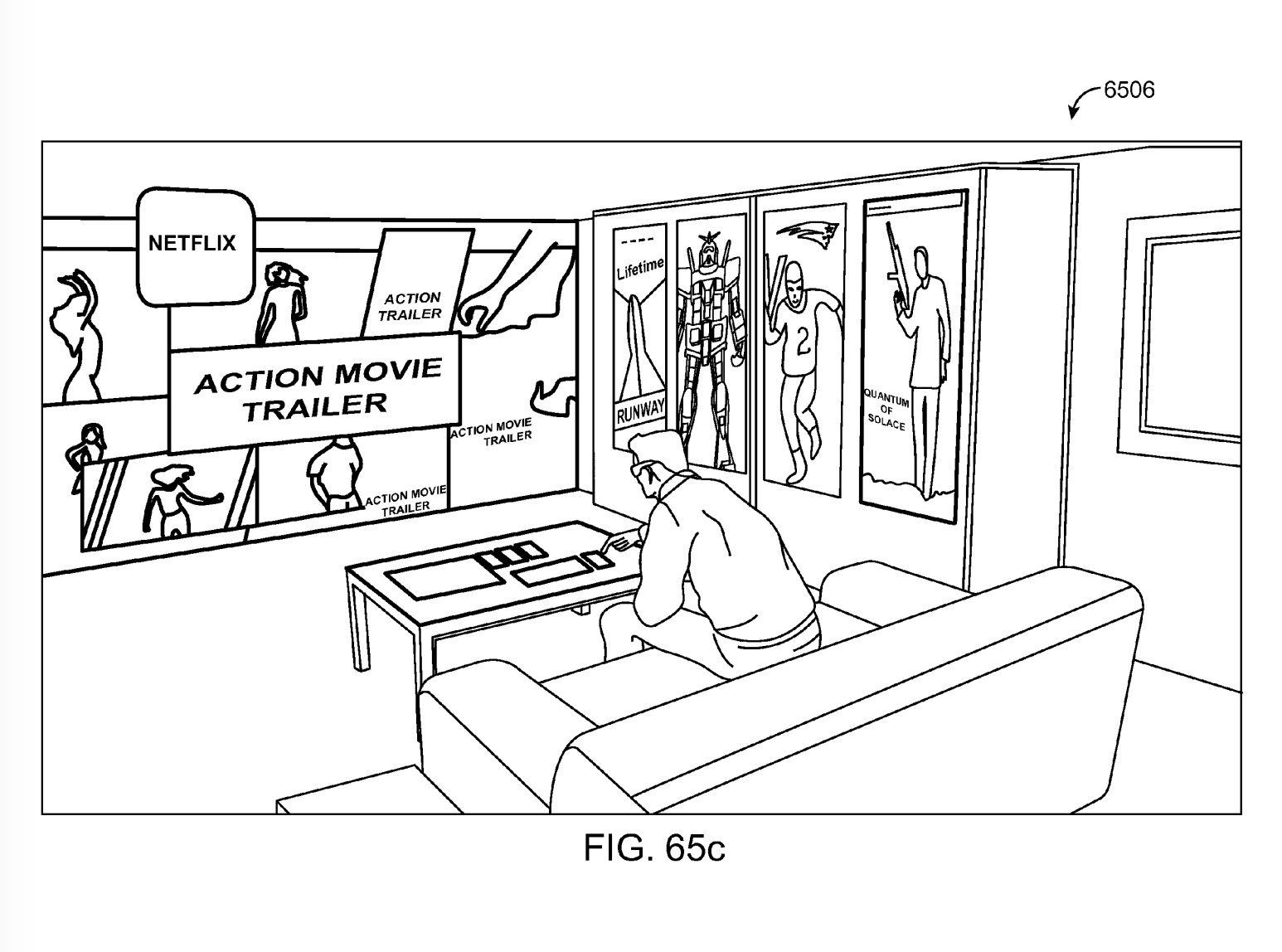 1546x1148 See The Beautiful, Nightmarish Patent Illustrations For A Google