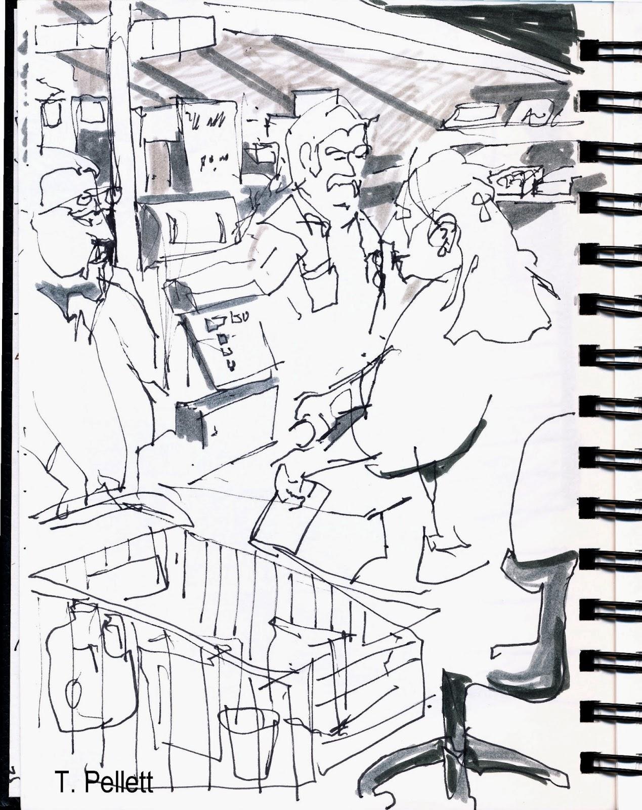 1269x1600 Urban Sketchers Memphis September 2014