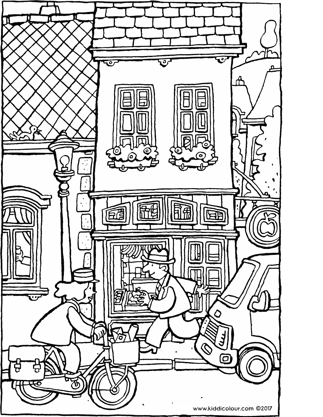 1240x1600 Grocery Store