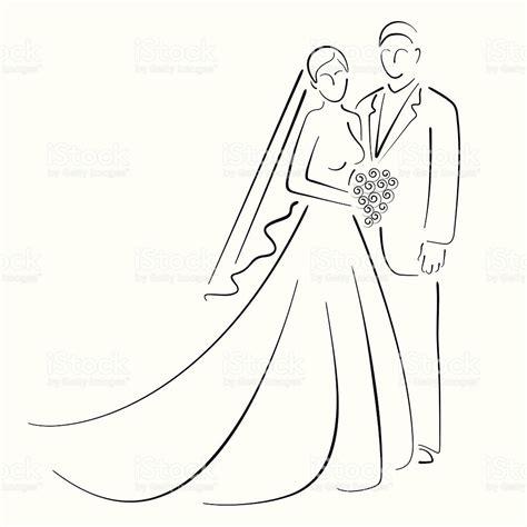 474x474 Delightful Wedding Dress Drawing Sketch