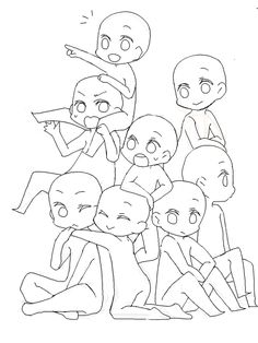 236x314 Never Seen A Chibi Draw Your Squad I Like It! Art