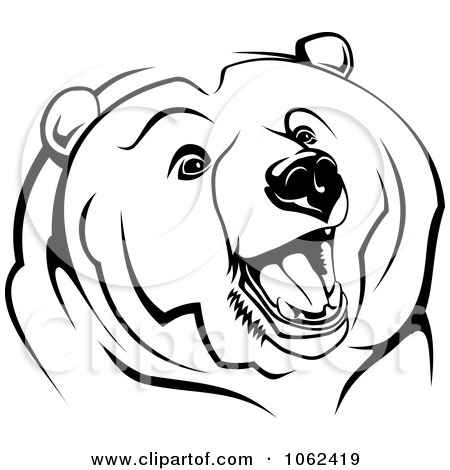 450x470 Growling Coloring Pages